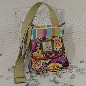 Handbags - EUC Lily Bloom Crossbody Bag